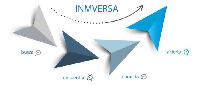 diagrama-proceso-inmversa-busca-encuentra-conecta-acierta-buscador-comprador-inmobiliarias